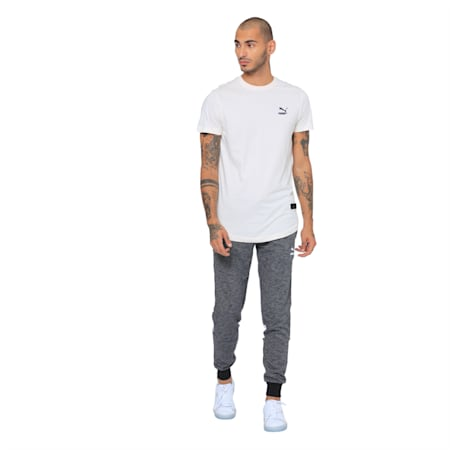 one8 Men's Graphic Tee, Pastel Parchment, small-IND