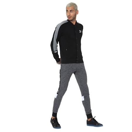 Virat Kohli Sweat Jacket, Puma Black, small-IND