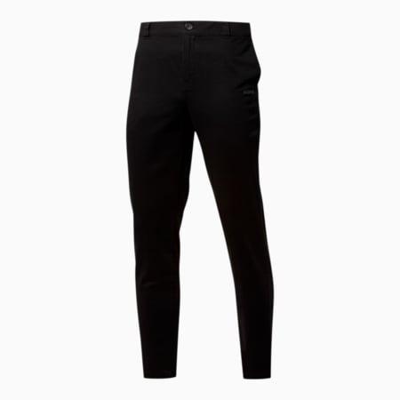 PUMA x TMC Hussle Men's Pants, Puma Black, small