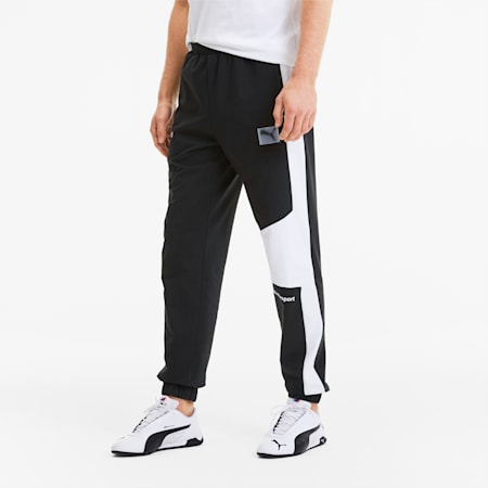 BMW M Motorsport Street Men's Sweatpants, Puma Black, small