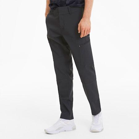 Pantalon cargo Porsche Design pour homme, Jet Black, small
