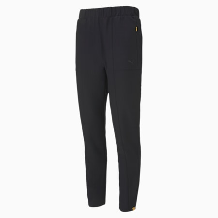 Porsche Legacy Woven Men's Pants, Puma Black, small