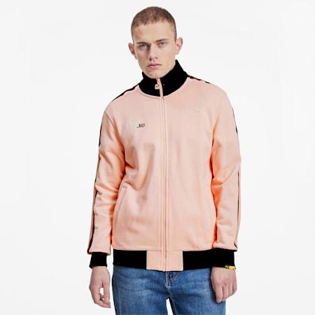PUMA x RANDOMEVENT Track Jacket, Gossamer Pink, small-SEA