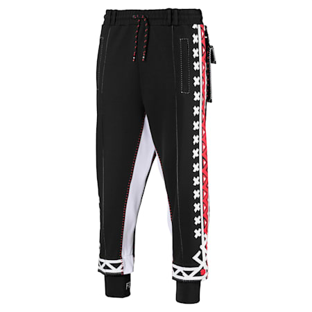 PUMA x JAHNKOY Pants, Puma Black, small-SEA