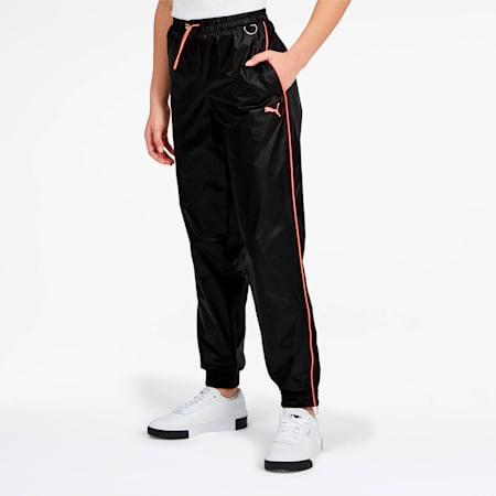 Evide Women's Track Pants, Puma Black, small
