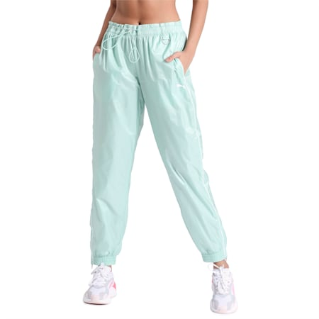 Evide Track Pant, Mist Green, small-IND