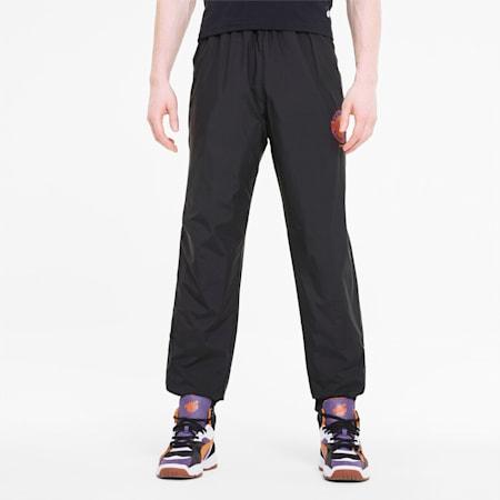 Spodnie dresowe PUMA x THE HUNDREDS, Puma Black, small