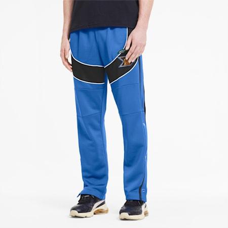 PUMA x RHUDE Men's Track Pants, Palace Blue, small