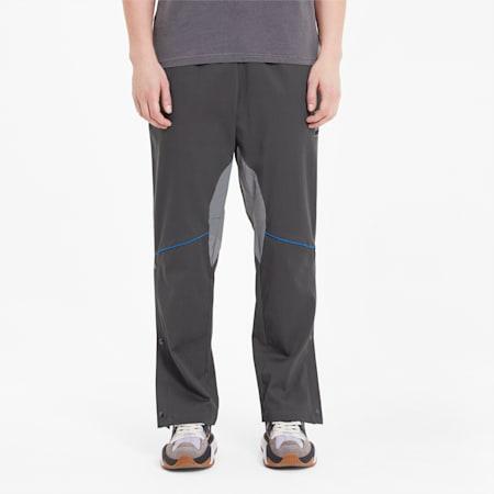 Męskie tkane spodnie dresowe PUMA x RHUDE, Dark Shadow, small