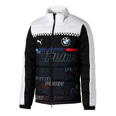 BMW MMS FTL パッファーレースジャケット, Puma Black, small-JPN