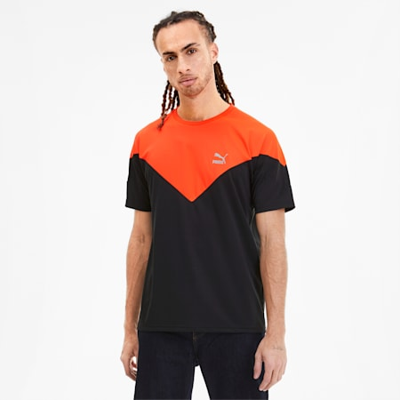Iconic MCS Men's Tee, Puma Black, small-SEA