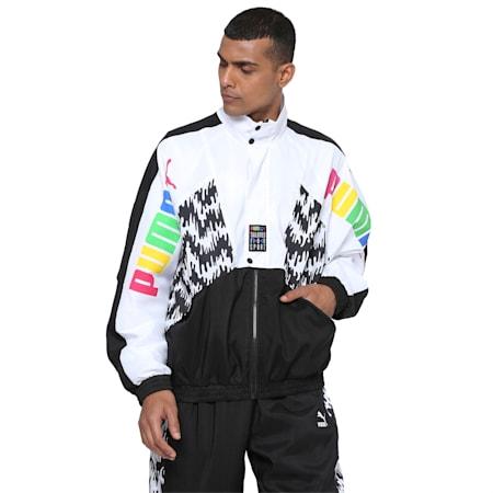 TFS OG AOP Track Jacket, Puma Black, small-IND