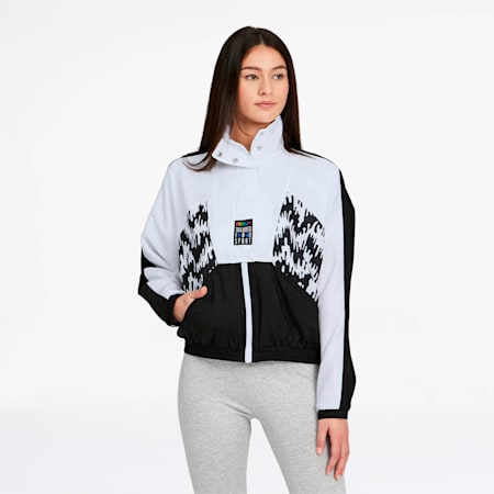 Tailored for Sport OG Women's Track Jacket, Puma Black, small