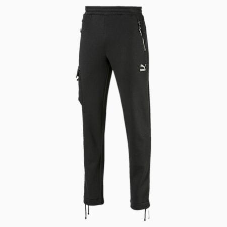 XTG トレイル スウェット パンツ, Cotton Black, small-JPN