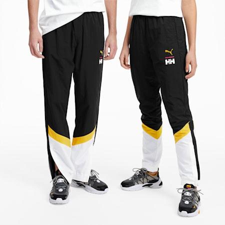 Pantalones deportivos PUMA x HELLY HANSEN Tailored for Sport, Cítrico, pequeño
