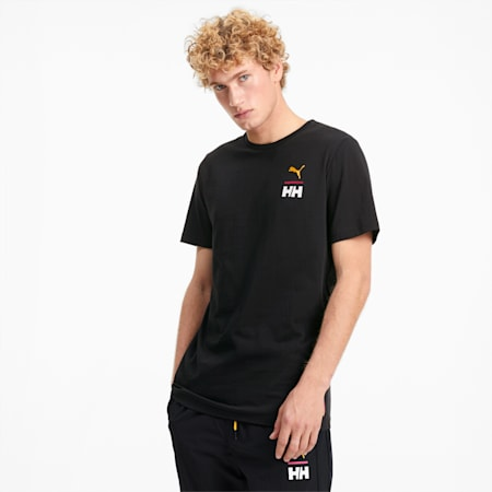 PUMA x HELLY HANSEN Men's Tee, Puma Black, small