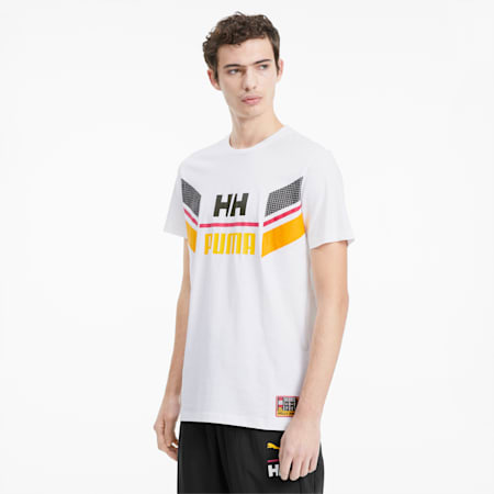 PUMA x HELLY HANSEN Men's Tee, Puma White, small