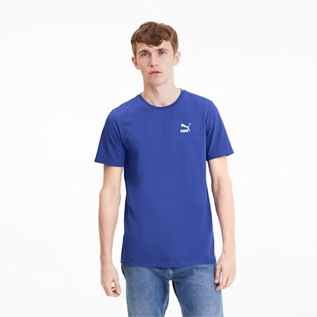 Graphic Tailored for Sport Men's Tee, Dazzling Blue, small-SEA