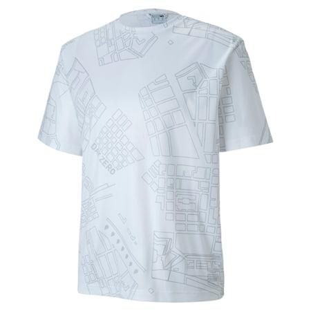 PUMA x CENTRAL SAINT MARTINS Men's T-Shirt, Puma White, small-IND