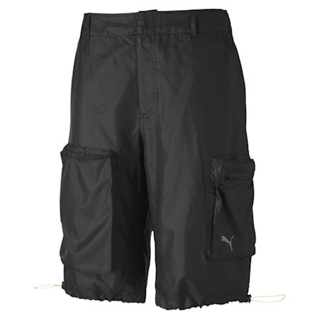 PUMA x CENTRAL SAINT MARTINS Men's Woven Shorts, Puma Black, small-IND