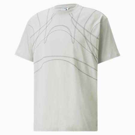 PUMA x BILLY WALSH KING Tシャツ 半袖, Gray Violet, small-JPN