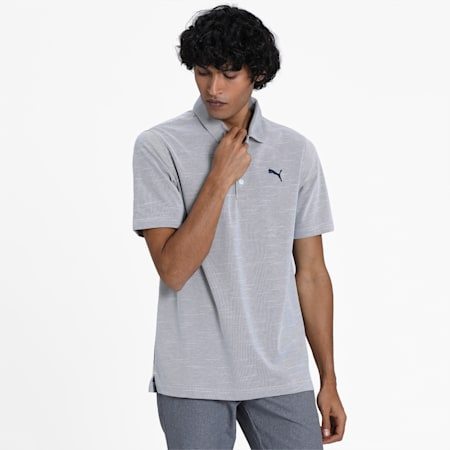 Verticals Polo, Dark Denim, small-IND