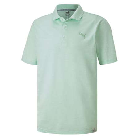 Verticals Polo, Mist Green, small-IND