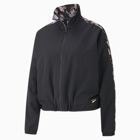 PUMA x TABITHA SIMMONS Reversible Women's Track Jacket, Puma Black, small-SEA