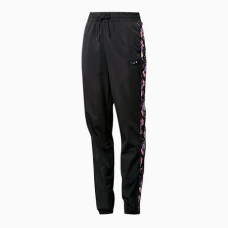 PUMA x TABITHA SIMMONS Women's Track Pants, Puma Black, small