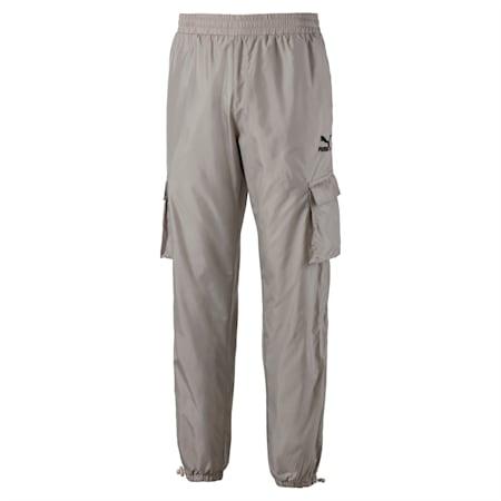 Lightweight Woven Men's Pants, Dove, small