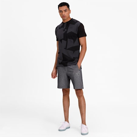 PUMA x Virat Kohli Henley Men's T-Shirt, Puma Black, small-IND