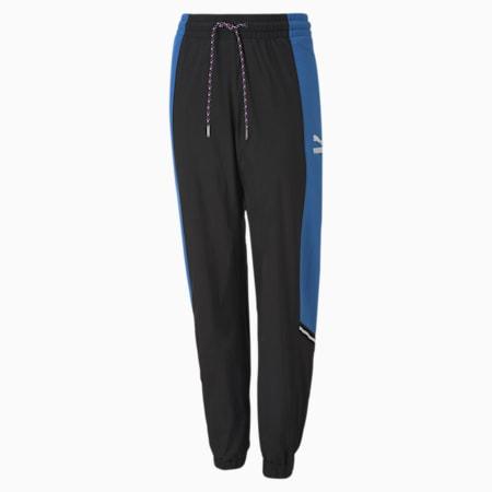 Pantalones de punto Tailored for Sport para niños, Palace Blue, pequeño