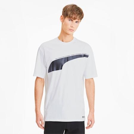 AVENIR Tシャツ 半袖, Puma White, small-JPN