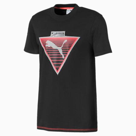 TFS INDUSTRIAL Tシャツ 半袖, Puma Black, small-JPN