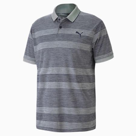 Landing Men's Golf Polo Shirt, Peacoat, small-SEA