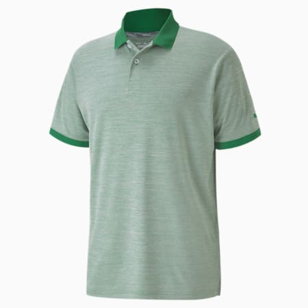 Jupiter Men's Golf Polo Shirt, Amazon Green, small-IND