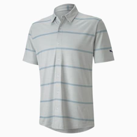 CLOUDSPUN Men's Golf Shirt, High Rise, small-IND