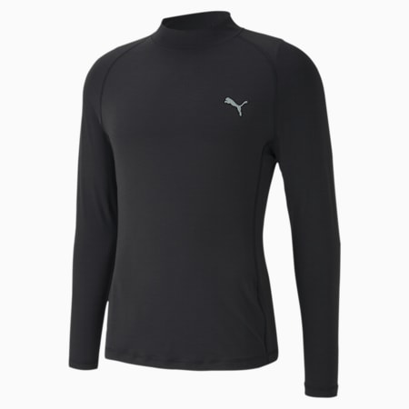 Men's Golf Baselayer, Puma Black, small-SEA