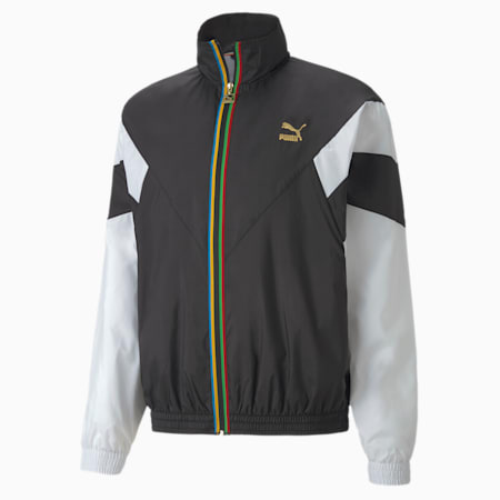 Tailored for Sport WH Men's Track Jacket, Puma Black, small
