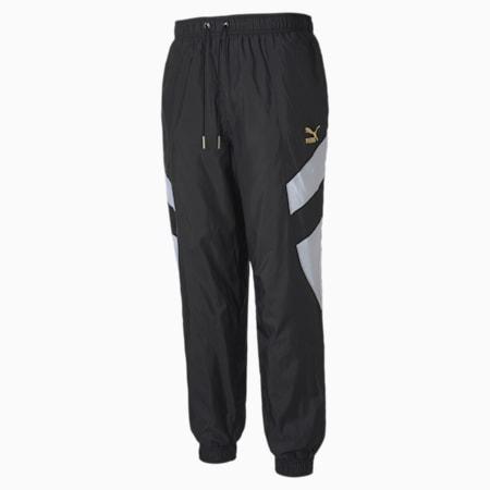 TFS 우븐 트레이닝 팬츠/TFS WH Track Pants WV, Puma Black, small-KOR