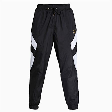 Pantalones deportivosTailored forSportWH para hombre, Puma Black, pequeño