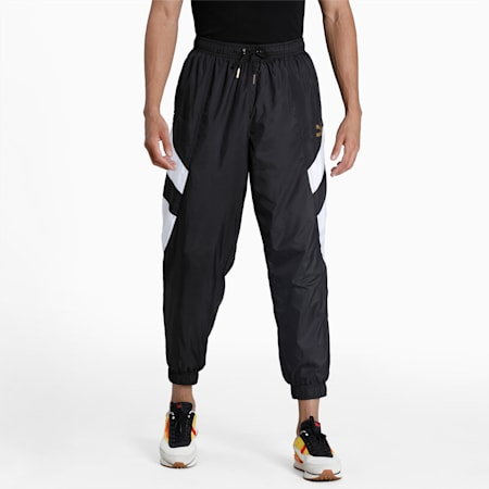 Męskie spodnie dresowe TFS z kolekcji Unity, Puma Black, small