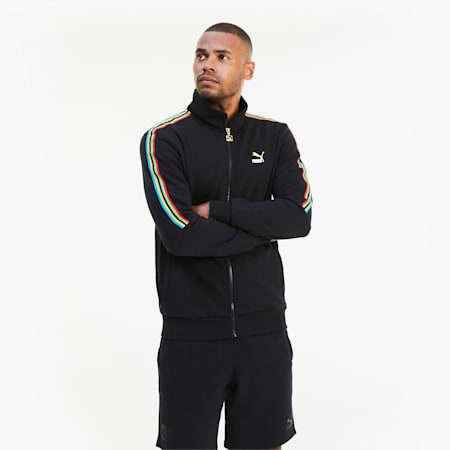 The Unity Collection TFS Herren Trainingsjacke, Puma Black, small