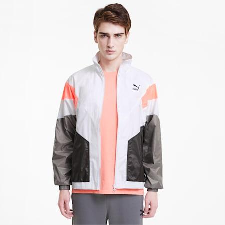 Tailored for Sport Men's Track Top, Puma White, small