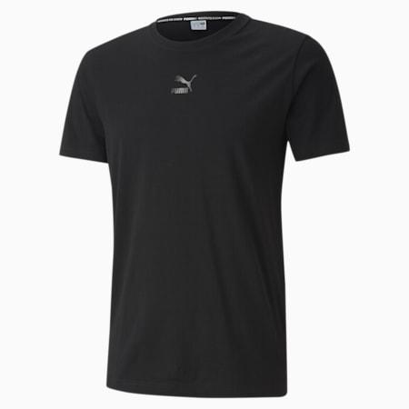 TFS Graphic Men's Tee, Puma Black, small-SEA