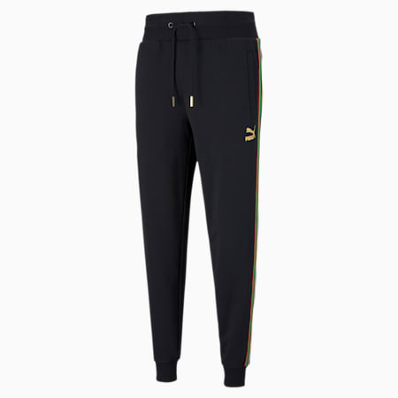 The Unity Collection TFS Men's Track Pants, Puma Black, small-IND