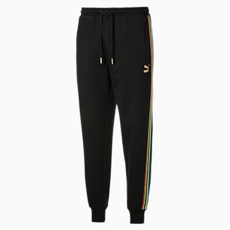 The Unity Collection TFS Men's Track Pants, Puma Black, small