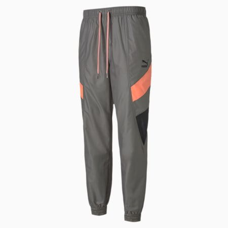 Tailored for Sport Men's Track Pants, Ultra Gray, small