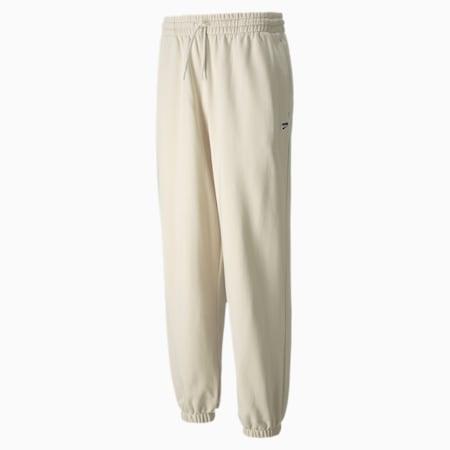Pantalones deportivosDowntown para hombre, Birch, pequeño