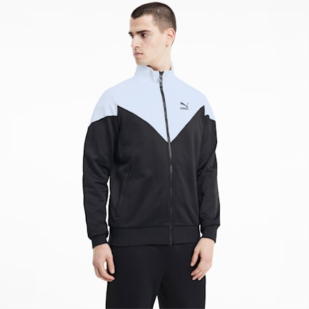 Iconic MSC Men's Track Jacket, Puma Black, small-IND